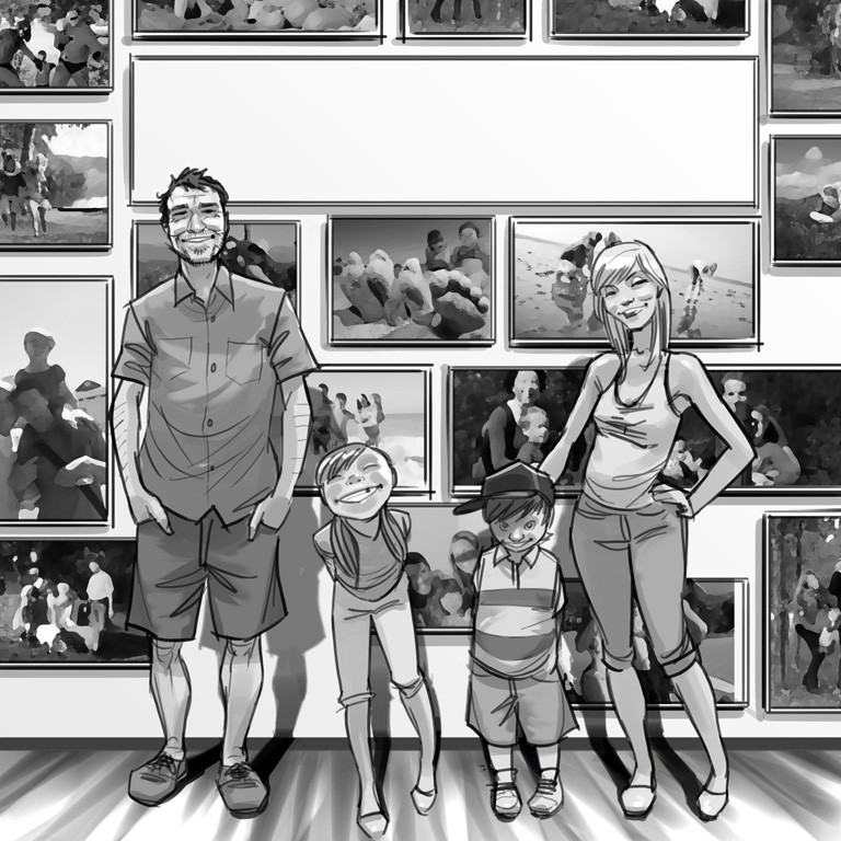 deutschlandpass-2014-Fotowand-Familie-grau